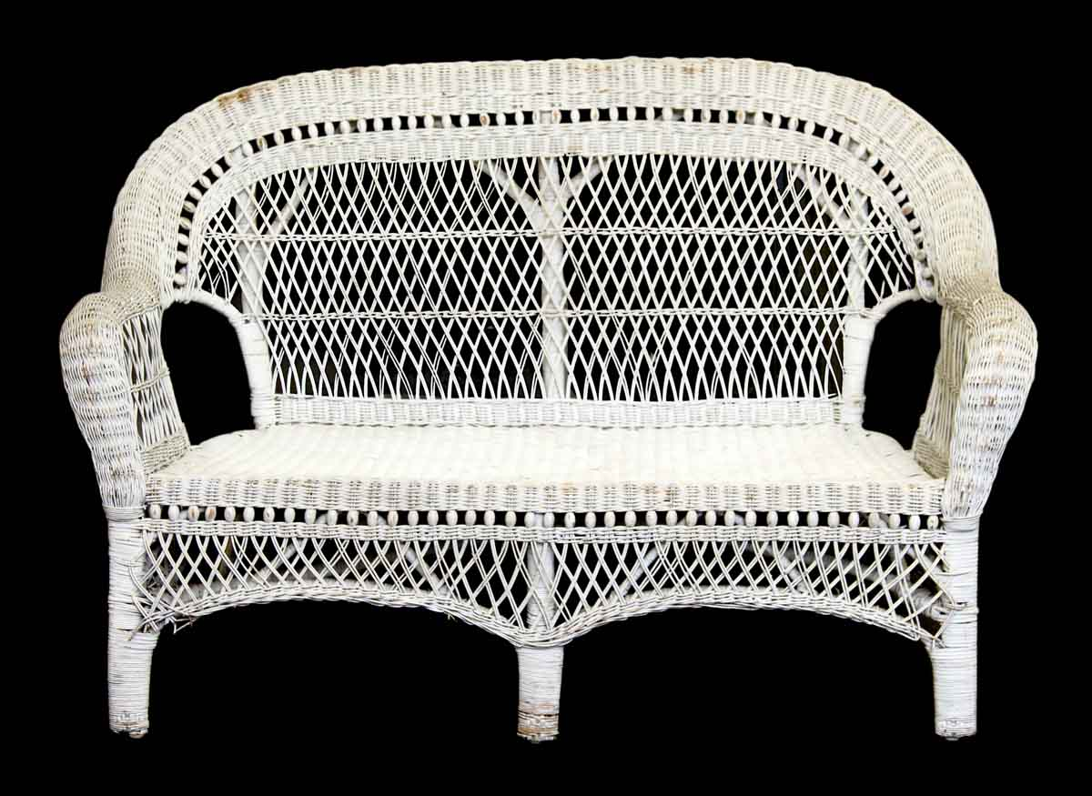 Painted Rattan Outdoor Furniture