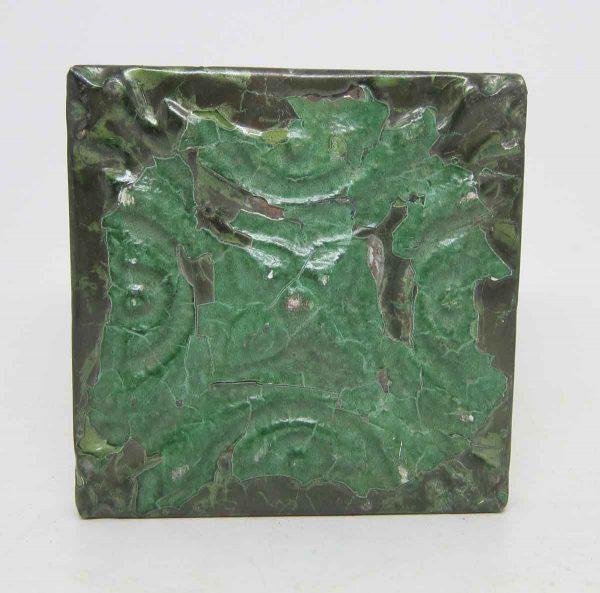 Green 5 in. Tin Panel