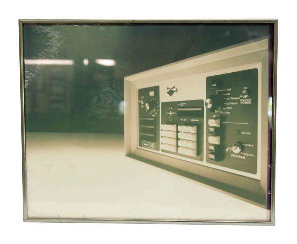 Vintage Summit Dama Framed Print