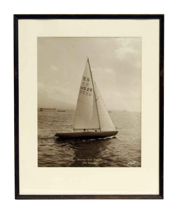 Minotaur Gold Medalist Sailboat Photo