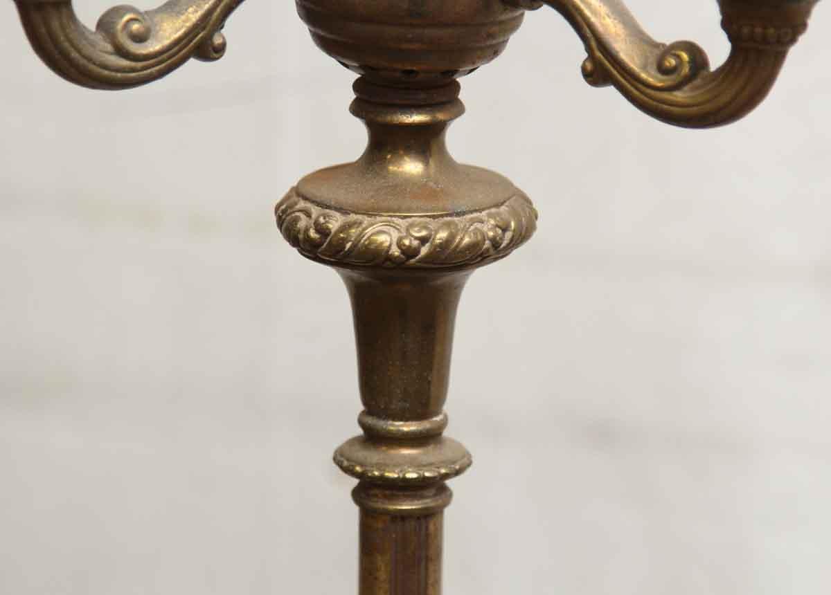 Beacon Brass Four Light Floor Lamp Olde Good Things