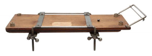 the National Antique Stretcher