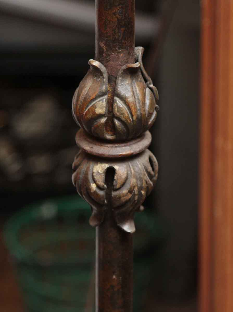 Gothic Style Iron Candle Lamp Olde Good Things