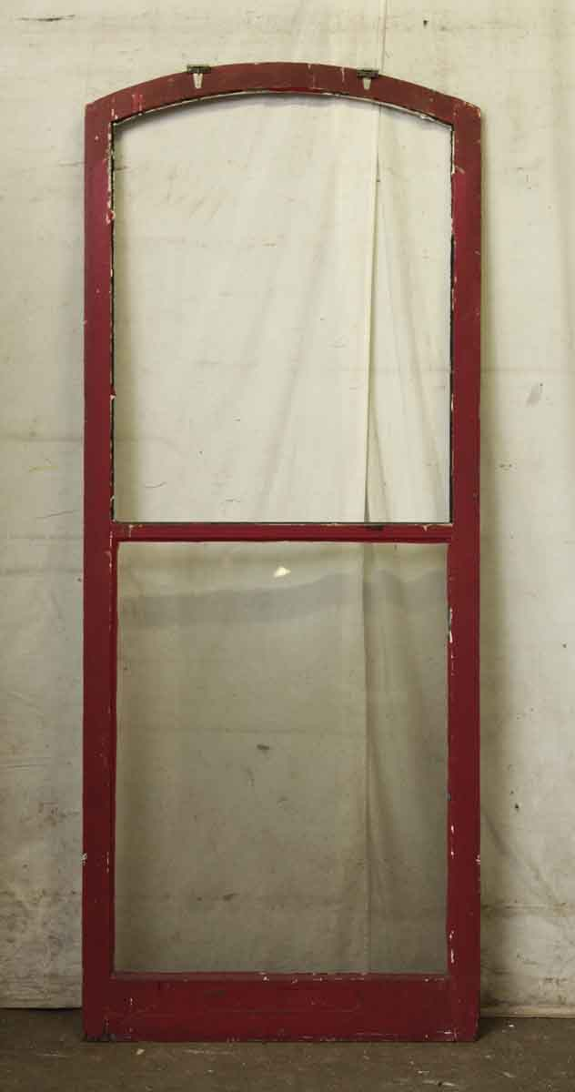 Single Arched Screen Door Olde Good Things