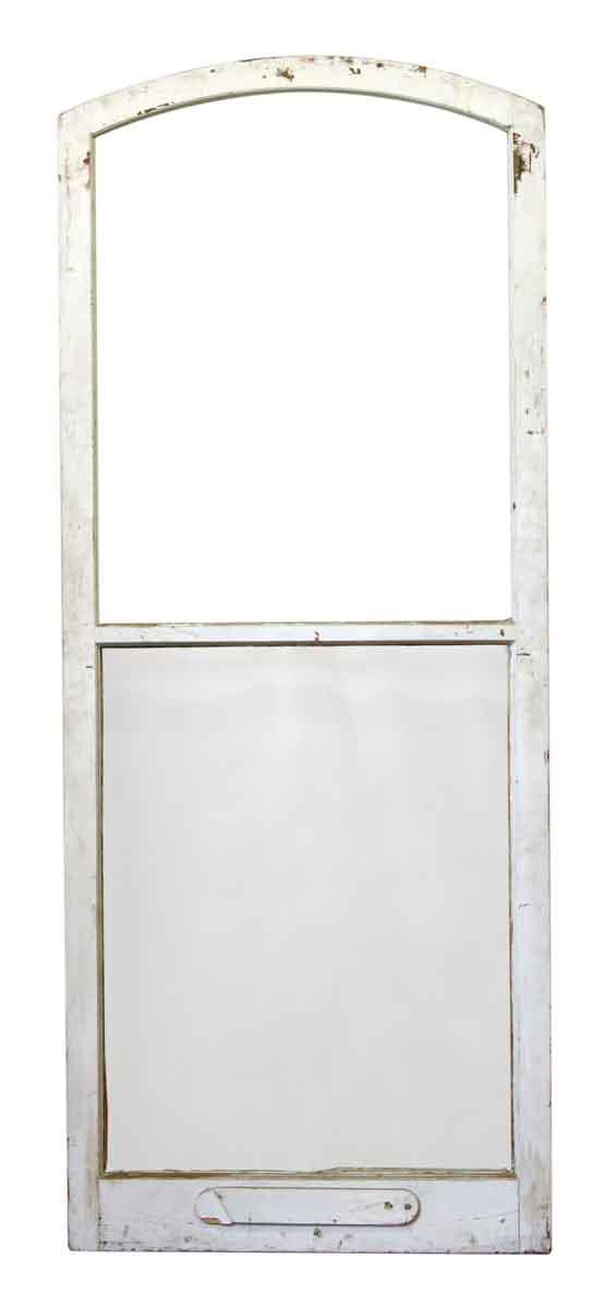 Single Arched Screen Door