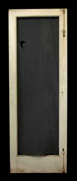 80 in. H Screen Door