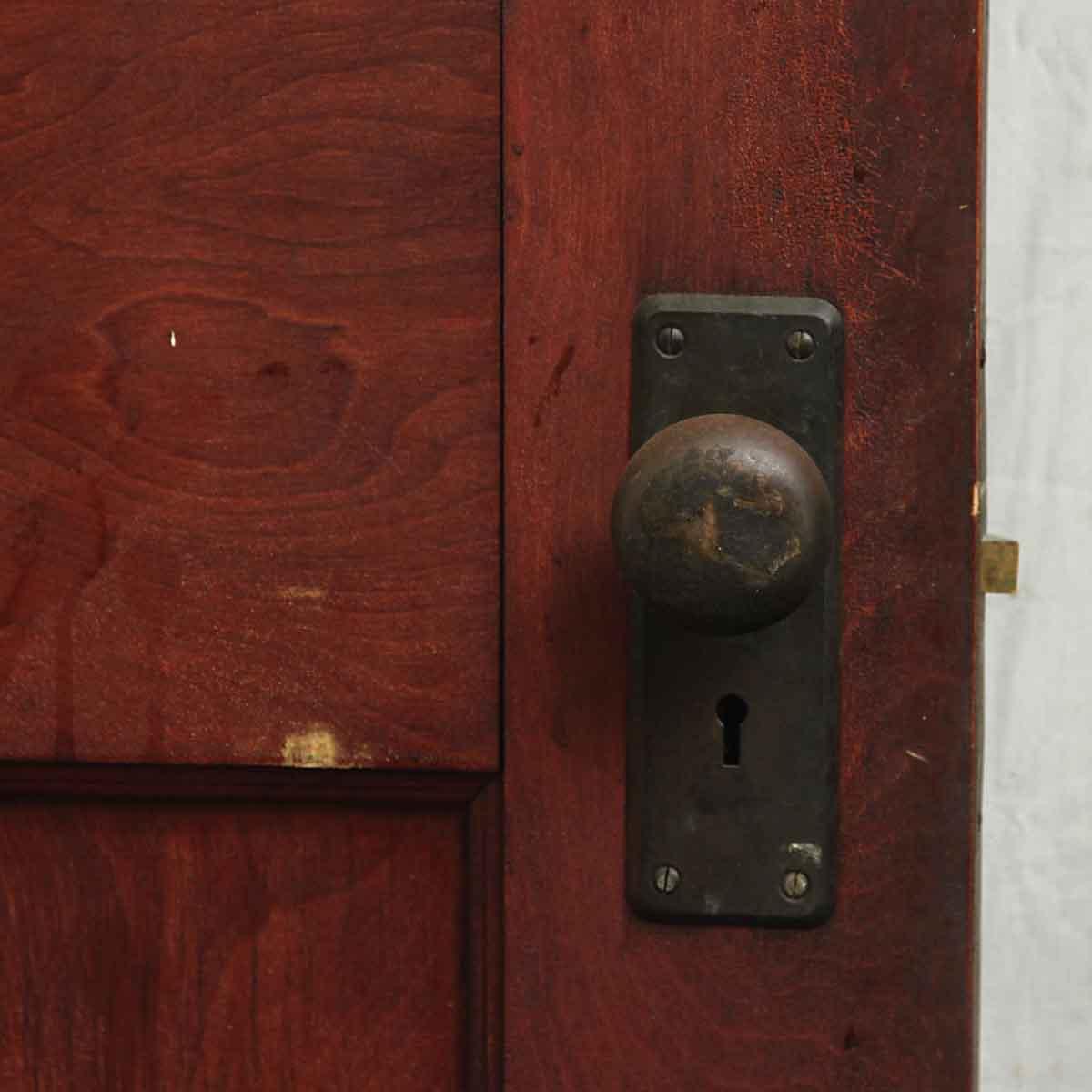 83 in h two panel wood door olde good things for 12 panel door
