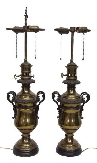 Antique Table Lamps Olde Good Things