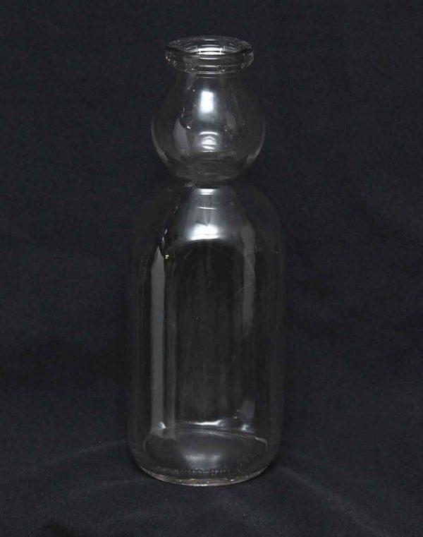 1956 Forest Dairy Clear Milk Bottle