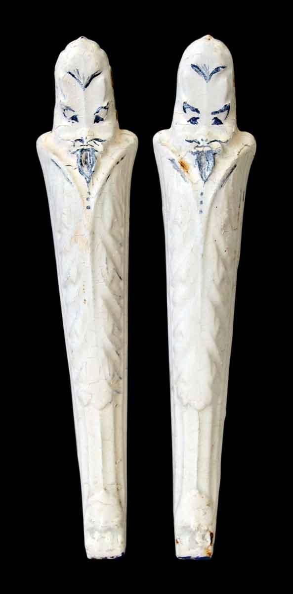Cast Iron White Sink Legs