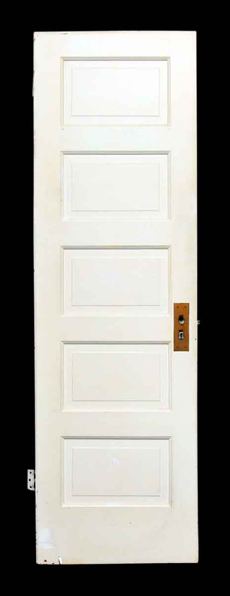 77.75 in. H Five Panel Standard Door
