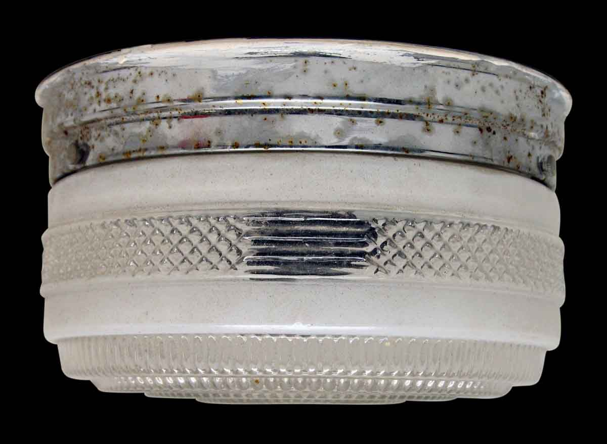 Round Kitchen Ceiling Flush Mount Fixture Olde Good Things