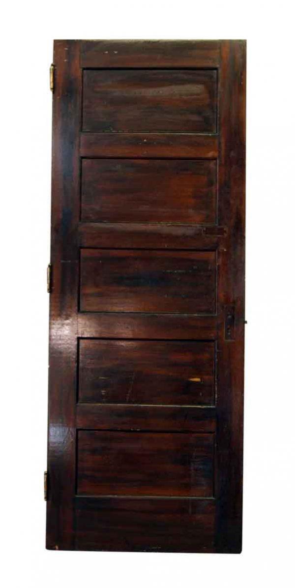 83 in. H Five Panel Interior Door