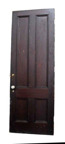 89.25 in. H Four Panel Standard Door