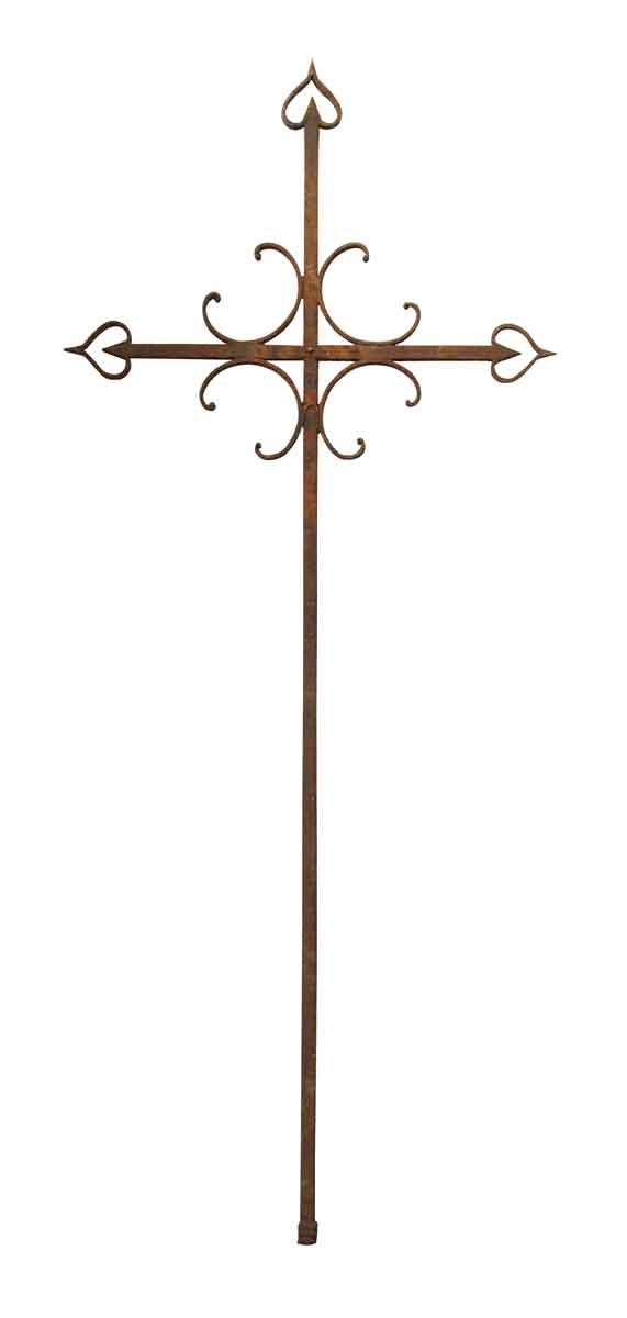 Rusted Iron Cross
