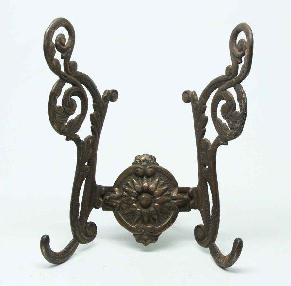 Large Bronze Ornate Hall Tree Hook