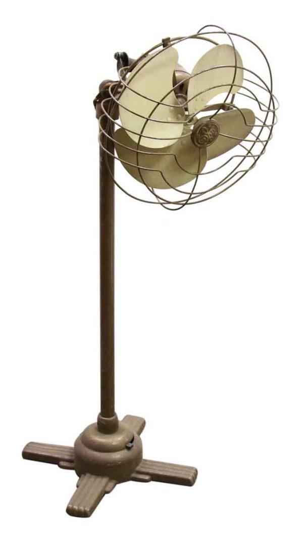 Old General Electric Short Floor Fan