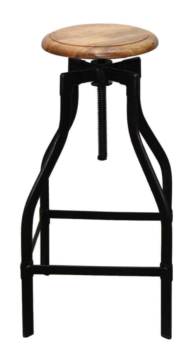 Fabulous Wood Top Bar Stool Ibusinesslaw Wood Chair Design Ideas Ibusinesslaworg
