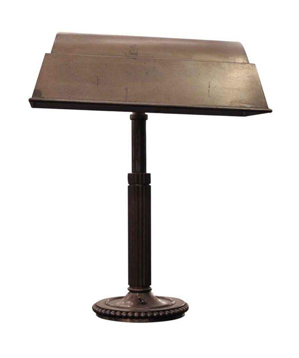 Adjustable Vintage Brass Writing Lamp