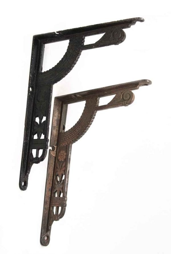 Eastlake Iron Brackets