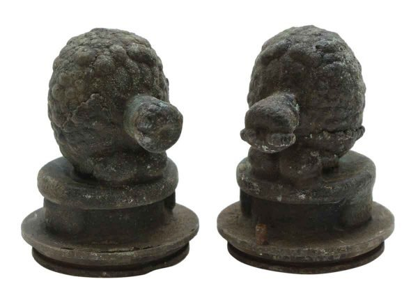 Pair of Turtle Iron Molds