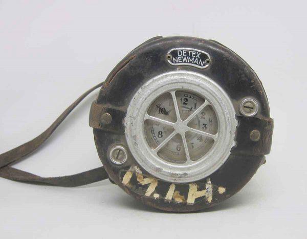 Detex Newman Watchman Clock