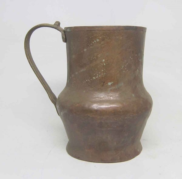 Brass Copper Cup with Handle