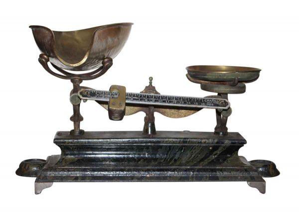 Antique Chatillon Scale