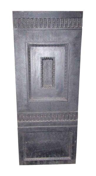 Cast Iron Decorative Panel From Elevator Door Olde Good