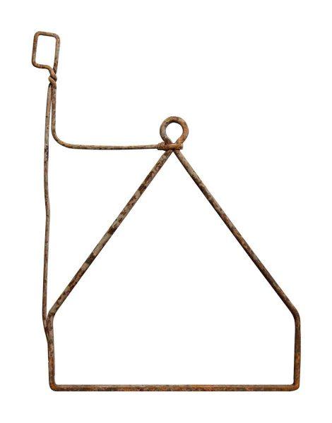 Handmade Triangle Bell
