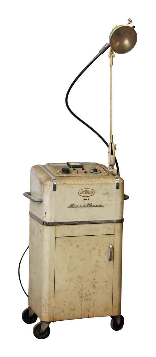 Raytheon Diathermy Machine