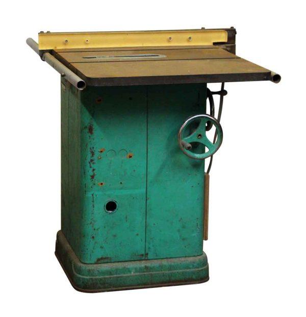 Vintage Rockwell Saw Machine