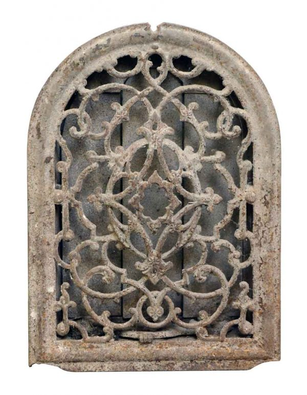 Old Victorian Cast Iron Heat Vent