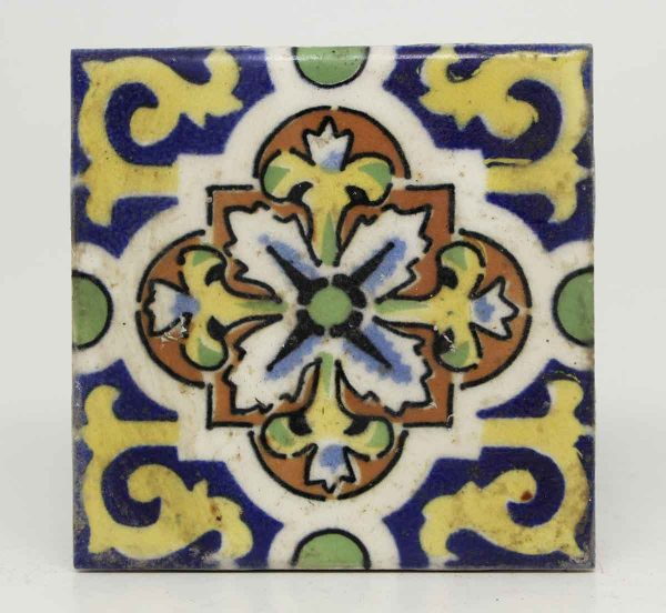 Colorful Spanish Decorative Tile