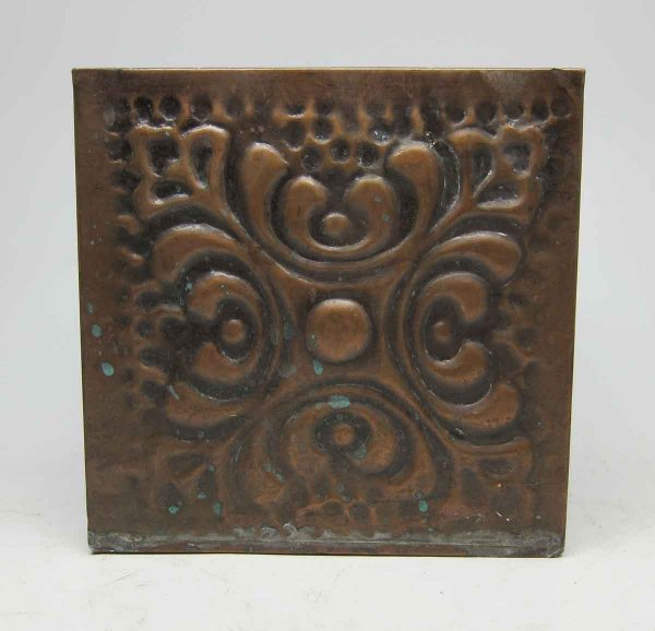 Copper Decorative Box