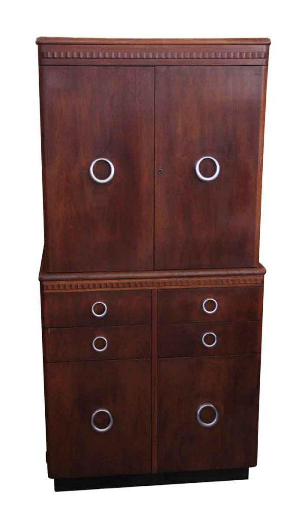 Art Deco Medical Cabinet