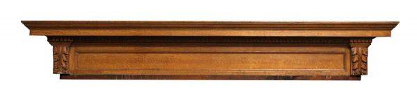 Oak Wooden Panel Piece