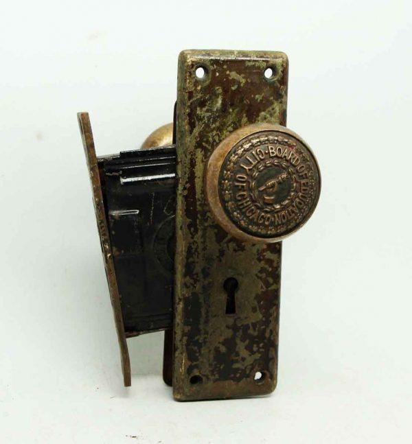 Chicago Board of Education Doorknob Set