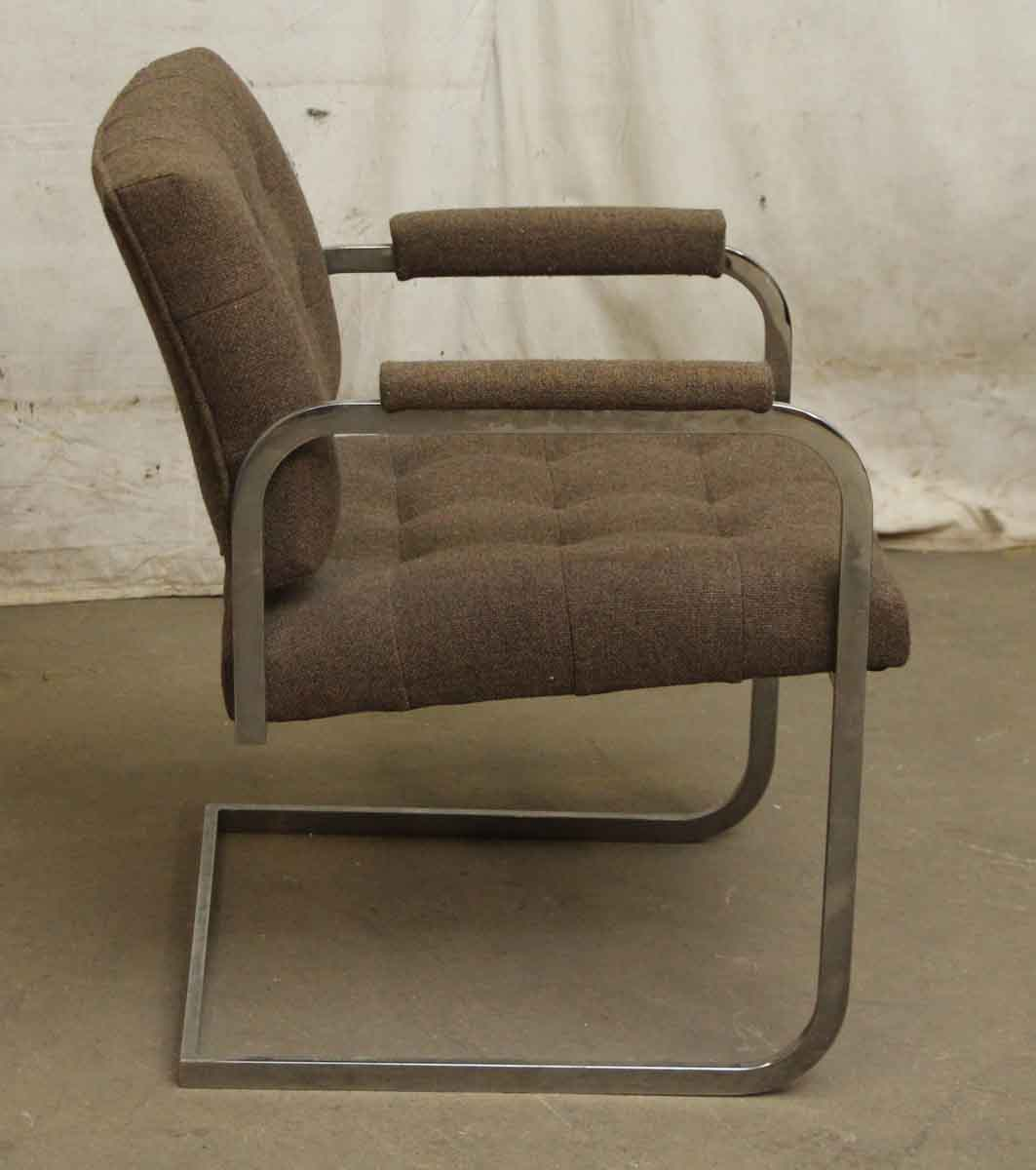 Set Of Five Patrician Office Chairs