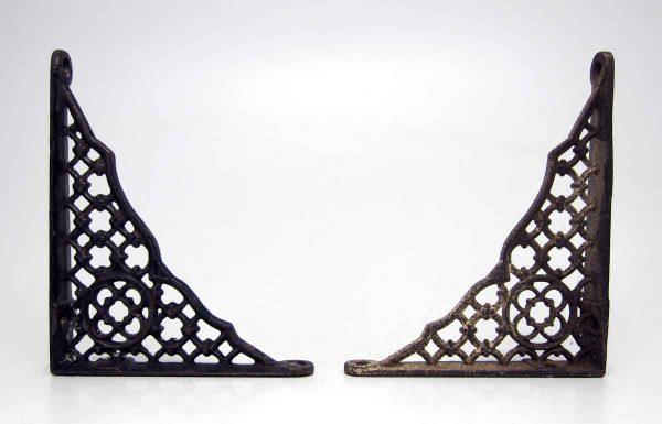 Decorative Iron Brackets