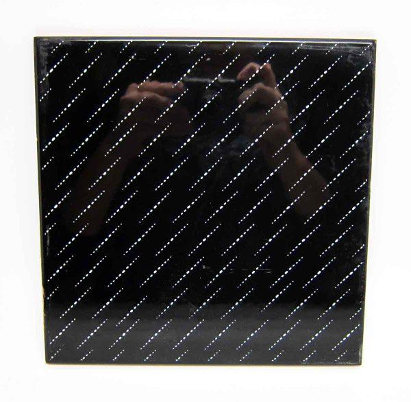 Black Glass Tiles