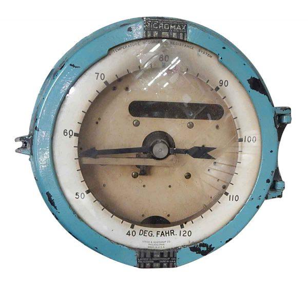 Micromax Temperature Recorder System