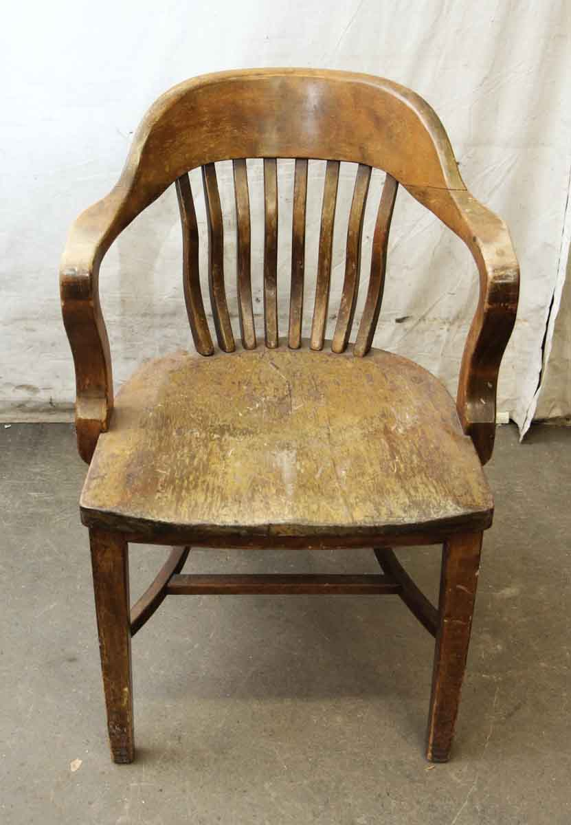 Single Antique Bankers Chair - Single Antique Bankers Chair Olde Good Things