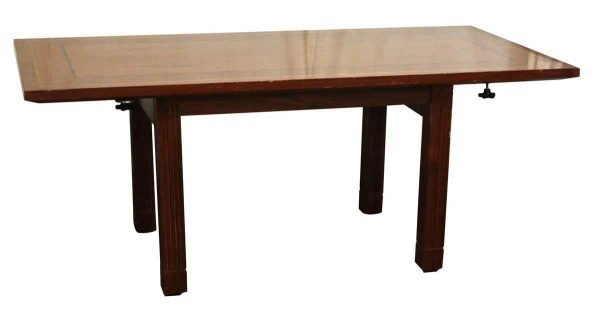 Modern Style Wood Table