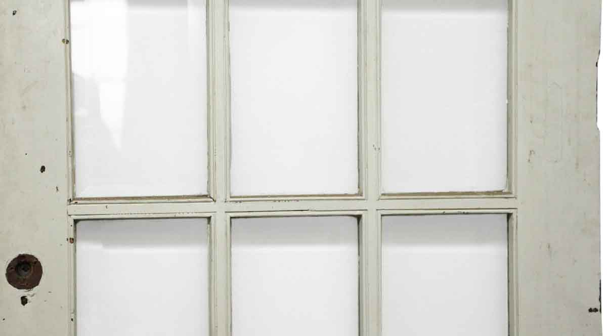 15 beveled glass panel white door olde good things for 15 panel glass french door
