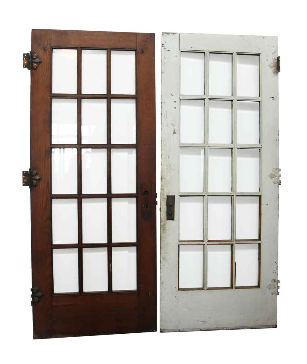15 beveled glass panel french door olde good things 15 beveled glass panel french door planetlyrics Gallery