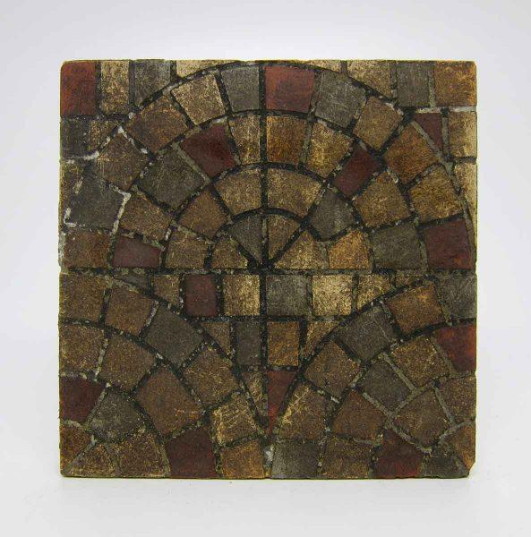 Decorative Mosaic Style Floor Tile