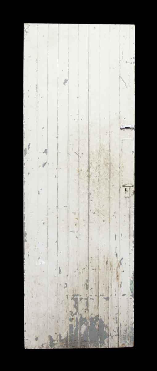 Single Wood Barn Door