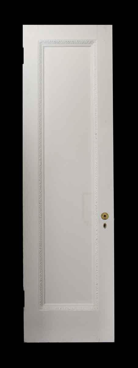White Wood Door