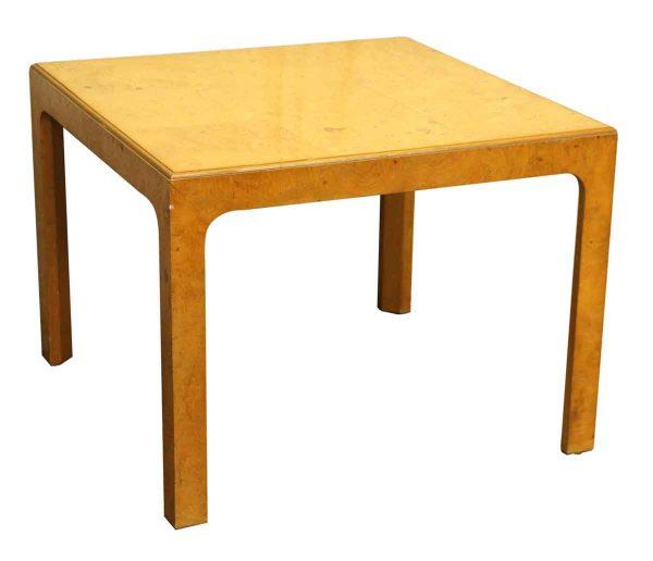 Interesting Mid Century Table